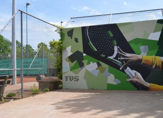 Tennisbaan Simpelveld